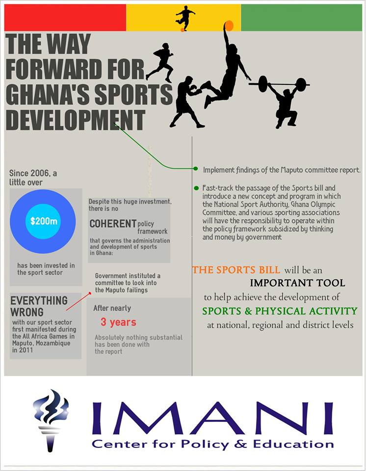 IMANI has grown to become a stalwart for encouraging reality-based ...